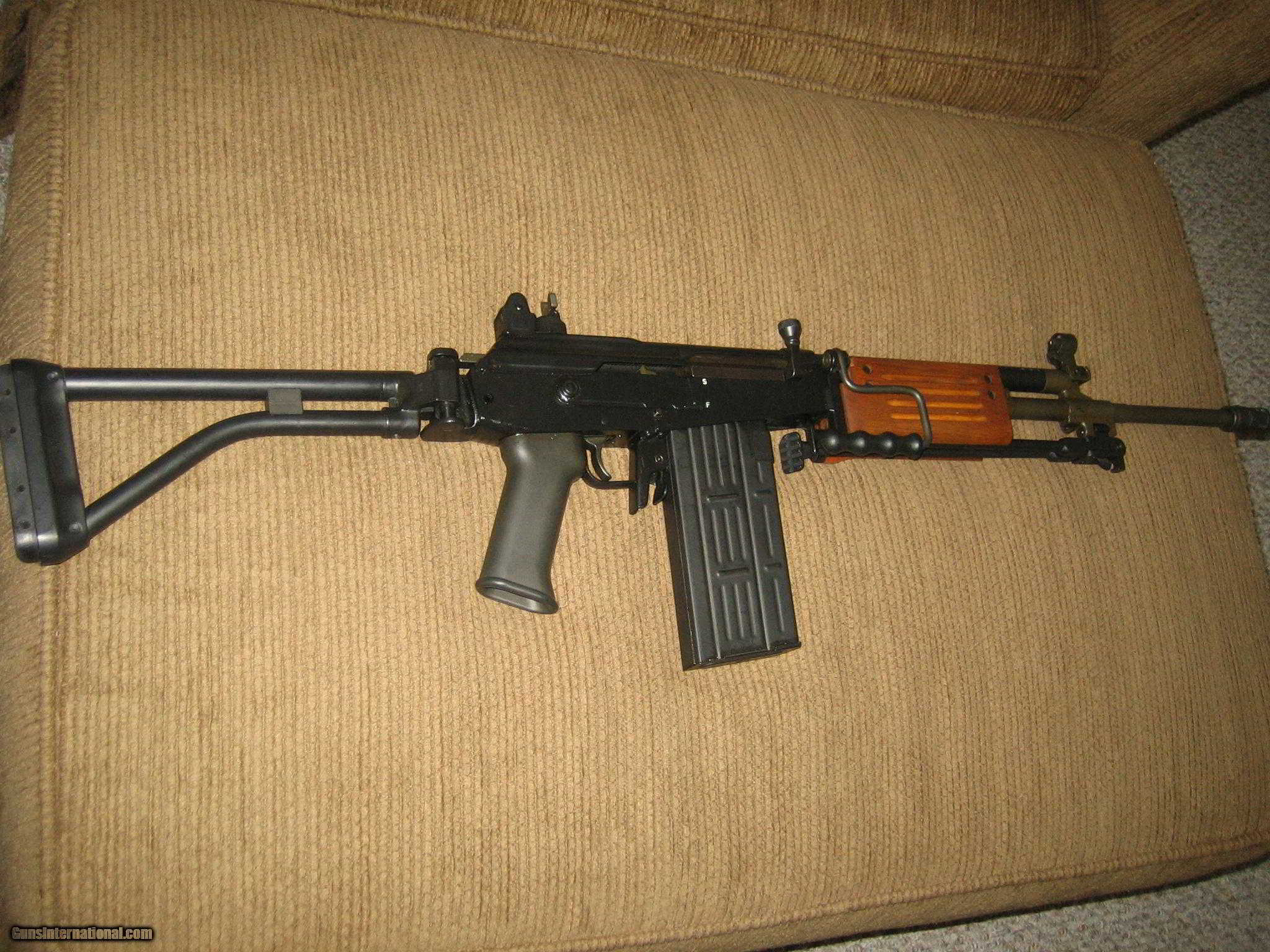 Galil ARM 7 62 Nato Like New Model 323 for sale