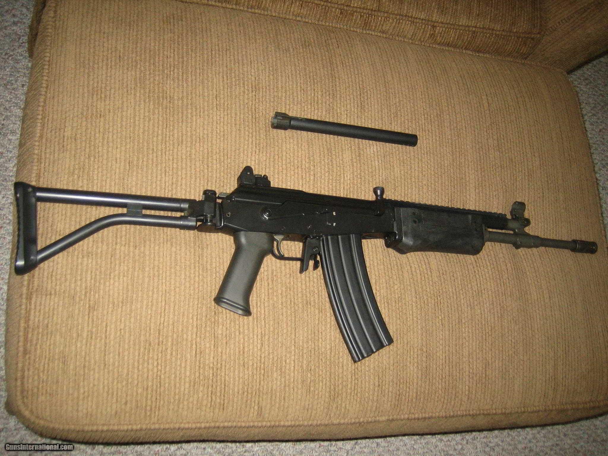 Galil Model 397S 5 56 Nato for sale