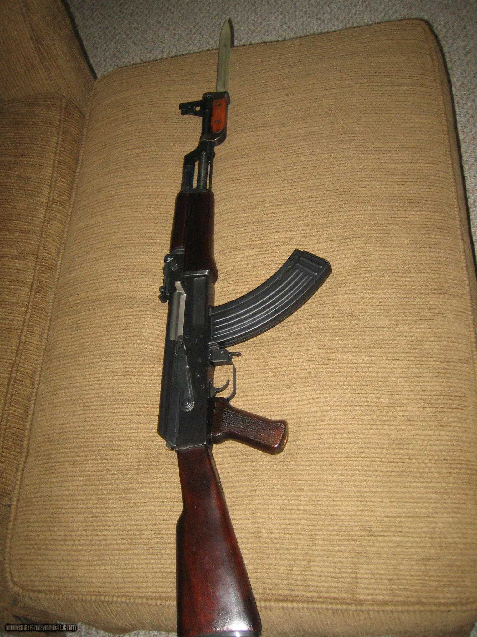 Poly Tech Legend AK-47 New in Box Unfired for sale