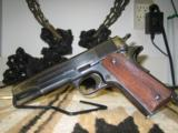 Colt 1911 Government, Commercial Model Manufactured in 1924 - 2 of 9