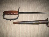 1917, 1918 Trench Knives Original US Issued WWI & WWII