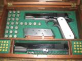 Colt 1911A1 Commercial 45Acp with 22lr Service Model Conversion Unit Mfg.1954