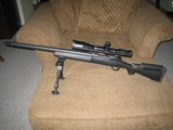 Dumoulin Long Range Rifle, 308 Win, 762X51 Nato W/ Zeiss Diavari 6-24X56mm Scope