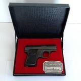 """Browning Baby .25 Caliber Automatic Pistol - """"Standard"""" Model - 3 of 15"""