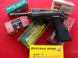Beretta model 100 rare 32 acp