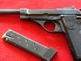 Beretta model 100 rare 32 acp - 5 of 11