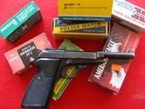 Beretta model 100 rare 32 acp - 2 of 11