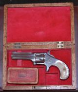 Remington Smoot #2 mint conditon cased