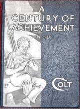 "Deluxe Edition ""Colt A Century of Achievement"""