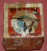 Rare full box of Redhead brass 410 shotshells