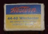 "Western ""Bullseye"" 44-40 Full Box - 5 of 6"