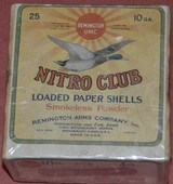 Nitro Club 10ga.in 2 Pc Box