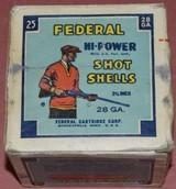 Federal 28ga. Full Box - 6 of 6