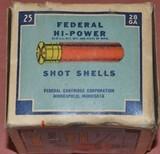 Federal 28ga. Full Box - 5 of 6