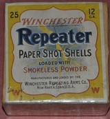 Winchester Repeater 12ga. Unopened 2 Pc Box