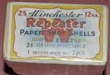 Winchester Repeater 12ga. Unopened 2 Pc Box - 3 of 6