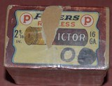 Peters Victor 16ga 2Pc Box unopened - 3 of 6