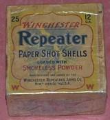 Winchester 12ga Repeater 2pc Box
