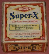 Western Super-X 12ga 2pc Box - 1 of 6