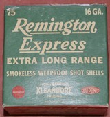 Remington 16ga Express Long Range Full Box
