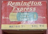 Remington 16ga Express Long Range Full Box - 2 of 6