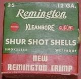 Remington Shur Shot 12ga Marked Government Property - 1 of 6