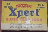 Western 16ga.Super Trap Full Box - 2 of 6