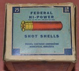 Full Box of Federal 28ga.Paper Shotshells - 3 of 6
