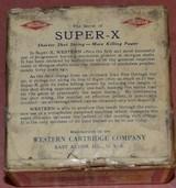 Full 2 Piece Box Western Super-X 12Ga. - 4 of 4