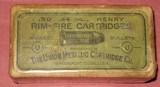 Full Box UMC 44 Henry Rimfire