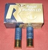 Rio Royal Pigeon Loads