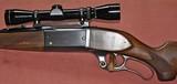 Savage Model 99EG With Leupold Scope - 6 of 11