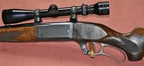 Savage Model 99F With Redfield Scope - 6 of 12