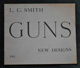 Rare L.C.Smith 1913 Catalog