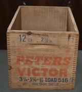 Peters Dovetail Corner Ammo Box - 2 of 4
