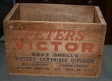 Peters Dovetail Corner Ammo Box