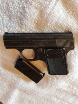 Browning Belgium Pistol- Baby Browning .25 Auto