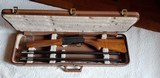 Belgium Browning - A-5 - Light Twelve (12 ga.) 2BBL set in Browning Hard Case