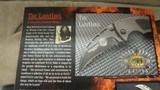 MOD MASTERS OF DENFENSE SET OF 5 KNIVES BLACK TITANIUM - 14 of 15