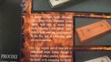 MOD MASTERS OF DENFENSE SET OF 5 KNIVES BLACK TITANIUM - 11 of 15