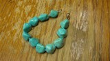 TURQUOISE NUGGET BRACELET - 2 of 5