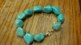 TURQUOISE NUGGET BRACELET - 5 of 5