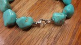 TURQUOISE NUGGET BRACELET - 4 of 5