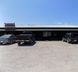 very well established gun shop and range with bar and grill major hi way