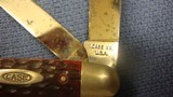 CASEXXU S A 3 BLADE KNIFE - 5 of 6