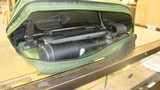 EDM WIND RUNNER 50 BMG WITH EXTRA 308 BARREL AND BOLT SOFT AND HARD CASE LOADED