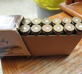 PARTIAL VINTAGE BOX 378 WEATHERBY AMMO 12 RNDS - 4 of 5