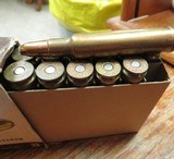 PARTIAL VINTAGE BOX 378 WEATHERBY AMMO 12 RNDS - 5 of 5