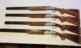 Weatherby Athena grade IV set 410 28 20 & 12 ga guage unfired with boxes