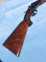 Winchester Model 21 20 ga Skeet in original factory condition with checkered butt.